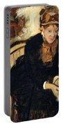 Mary Cassatt  Portable Battery Charger