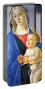 Mary With Baby Jesus Portable Battery Charger