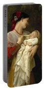 Maternal Admiration Portable Battery Charger