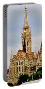 Matthias Church - Budapest Portable Battery Charger