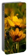 Maximilian Sunflowers Portable Battery Charger