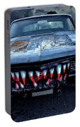 Mean Streets Of Belmont Heights Portable Battery Charger