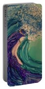 Mermaid Wave Portable Battery Charger