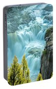 Mesa Falls - Yellowstone Portable Battery Charger
