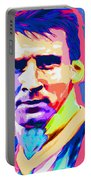 Messi Portable Battery Charger