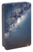 Milky Way And Mars Portable Battery Charger