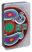 Mimbres Inspired #1a Portable Battery Charger