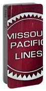 Missouri Pacific Lines Portable Battery Charger