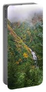 Misty Forest Turkey  Portable Battery Charger
