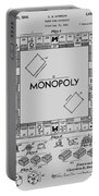 Monopoly Patent 1935 Portable Battery Charger