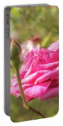 Moondrops 85 Hybrid Tea Rose, Pink Rose Originally Produced By  Portable Battery Charger