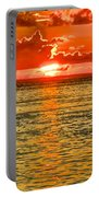 Moorea Sunset Portable Battery Charger