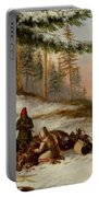 Moose Hunters Portable Battery Charger