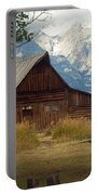 Mormon Row Barn Portable Battery Charger