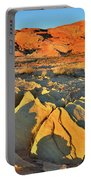 Morning Comes To Valley Of Fire Portable Battery Charger