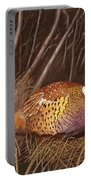 Morning Pheasant Portable Battery Charger