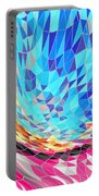 Mosaic #2 Portable Battery Charger