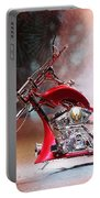 Motorcycle Portable Battery Charger