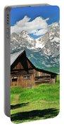 Moulton Barn Portable Battery Charger