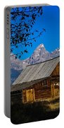 Moulton Barn Portable Battery Charger by Norman Hall