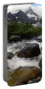 Mount Assiniboine Canada 17 Portable Battery Charger