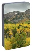 Mount Timpanogos Fall Colors Portable Battery Charger