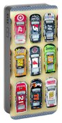 Nascar Collection Portable Battery Charger