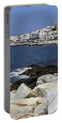 Naxos Greece Harbor Portable Battery Charger