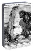 Neanderthal Man Portable Battery Charger