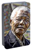 Nelson Mandela Collection Portable Battery Charger