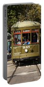 New Orleans Cable Car Portable Battery Charger