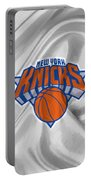 New York Knicks Portable Battery Charger