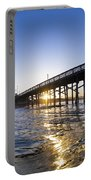 Newport Pier Curl Portable Battery Charger