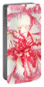 Nice Carnation Portable Battery Charger