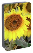 Nice Sunflowers Portable Battery Charger