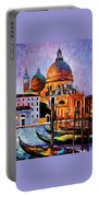 Night Venice Portable Battery Charger