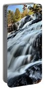 Northern Michigan Up Waterfalls Bond Falls Portable Battery Charger