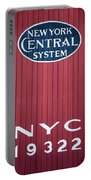 Nyc 19322 Portable Battery Charger
