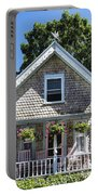 Oak Bluffs Cottage Portable Battery Charger
