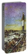 Oak Island Lighthouse Portable Battery Charger