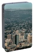 Oakland California Skyline Portable Battery Charger