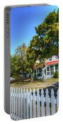 Ocracoke Lighthouse, Ocracoke Island, Nc Portable Battery Charger