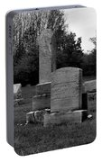 Odd Fellows Cemetery Portable Battery Charger