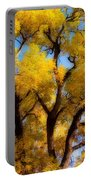 Old Giant  Autumn Cottonwood Orton Portable Battery Charger