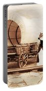Old West Cats  Portable Battery Charger