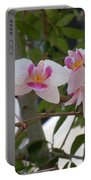 Orchid Bunch Portable Battery Charger
