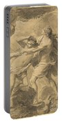 Orpheus And Eurydice Portable Battery Charger