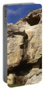 Painted Rock Portable Battery Charger