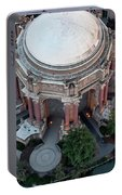 Palace Of Fine Arts Theatre In San Francisco Portable Battery Charger