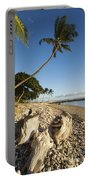Palm And Driftwood Portable Battery Charger